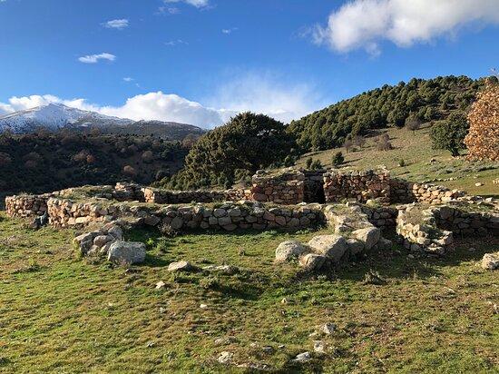 Il Santuario di S'arcu es Forros
