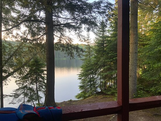 Off deck view