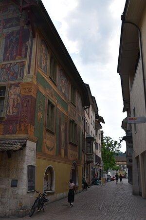 Schaffhausen, Switzerland: lateral