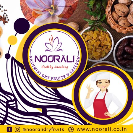 Noorali Dry Fruits And Saffron