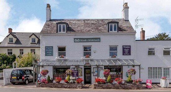 Ross-on-Wye, UK: The shop