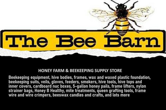 The Bee Barn | Honey Farm & Beekeeping Store