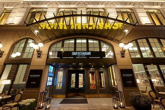 Reichshof Hamburg, Curio Collection by Hilton, hoteles en Hamburgo