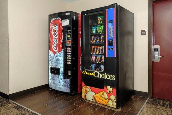 Hillsville, VA: Vending