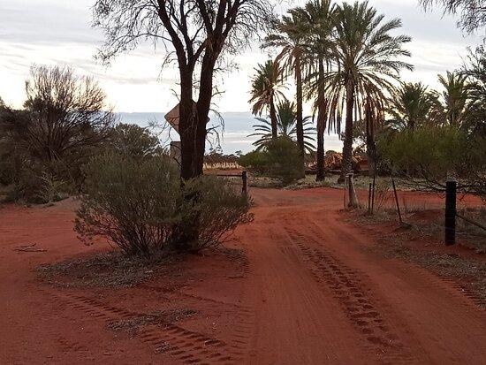 Wiluna, Úc: Around the property