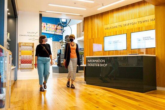 Skipton Visitor Centre