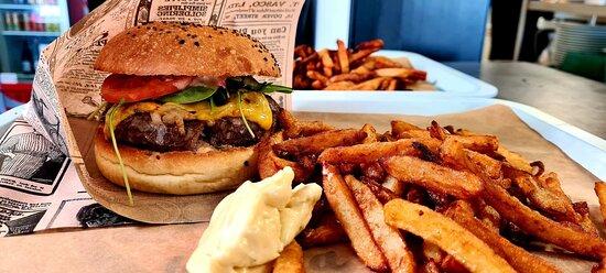 The Real Burger