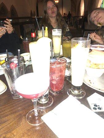fab service & fab drinks