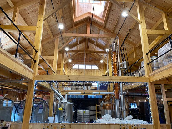 Cathedral Ledge Distillery