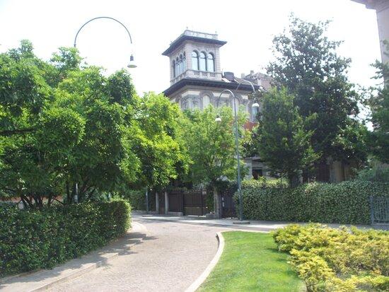 Casa Piazza Tommaseo 5-7