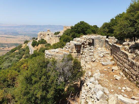 Golan Heights: Не был в крепости около 8 лет. За это время много нового откопали.