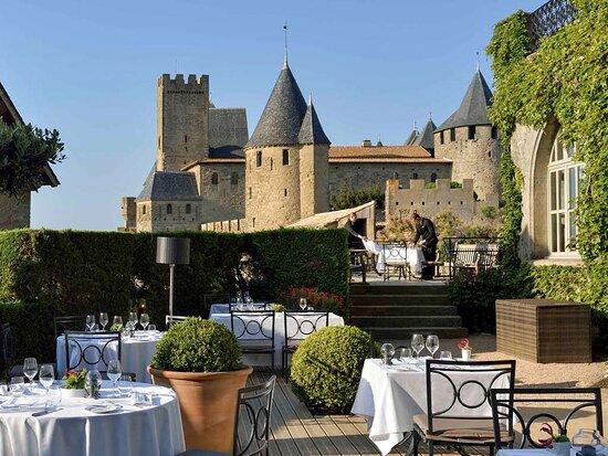 Hotel de la Cité Carcassonne-MGallery