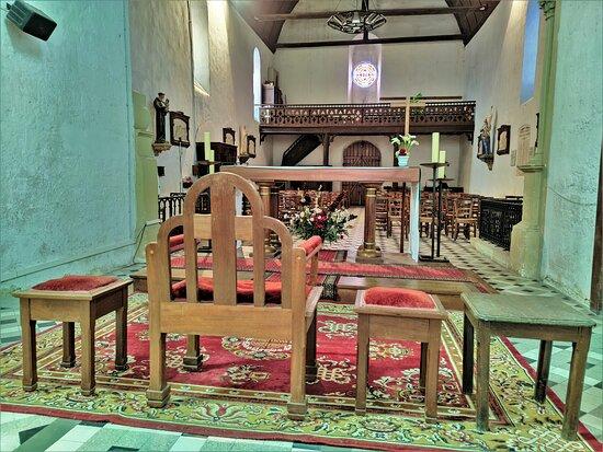 Eglise Saint-Vincent d'Orbigny