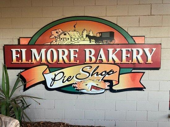 Elmore, Úc: Signage Outside