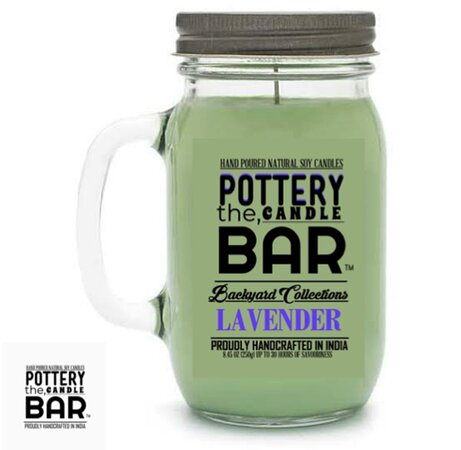 Pottery The Candle Bar