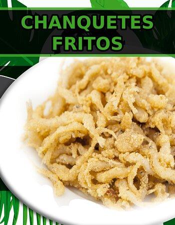Chanquetes fritos