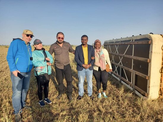 Shine Balloon Safaris