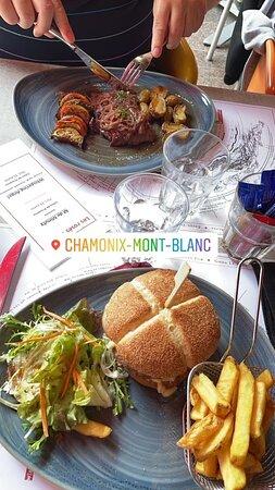 risotto d epeautre - Picture of Brasserie de L'M, Chamonix - Tripadvisor
