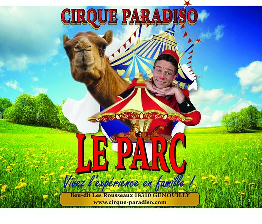 Cirque Paradiso Le Parc