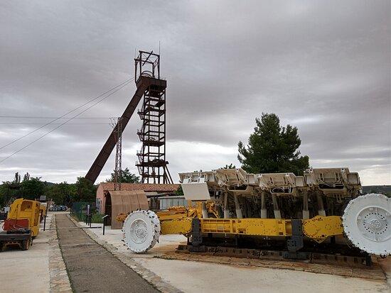 Museo minero de Andorra MWINAS