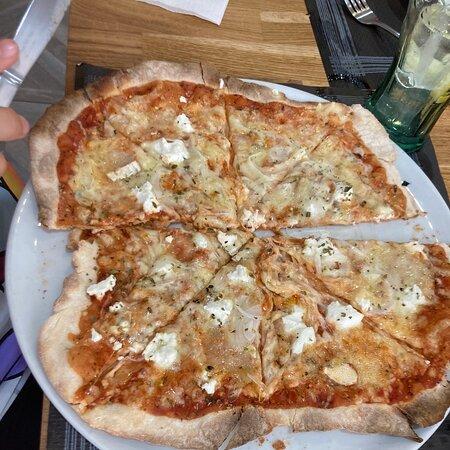 Pizzas sin gluten de 10