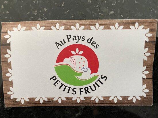 Au Pays Des Petits Fruits