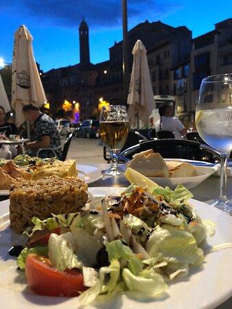 Excelente lugar para comer en Tarazona