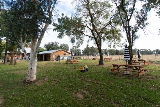 Tarrawingee, Úc: Beautiful Garden - its all yours