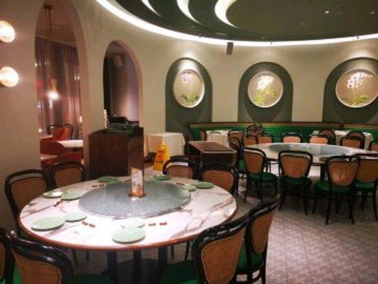 滿意的戲曲中心中菜館