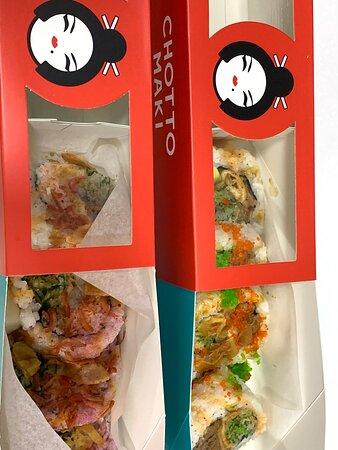 最愛壽司店