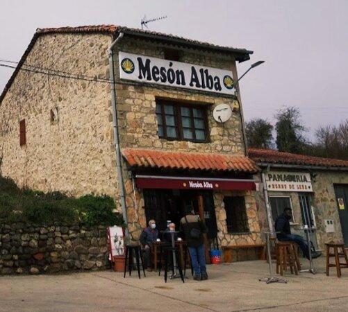 Villafranca Montes de Oca, Ισπανία: Mesón Alba