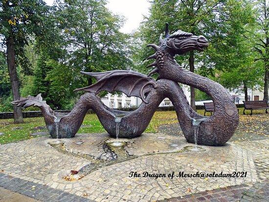 The Dragon Of Mersch