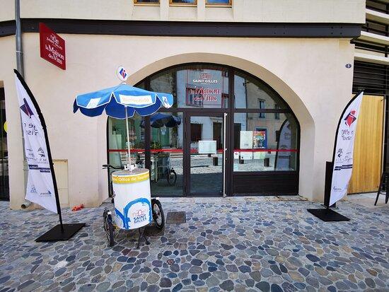 Office de Tourisme de Saint-Gilles - Nîmes Tourisme