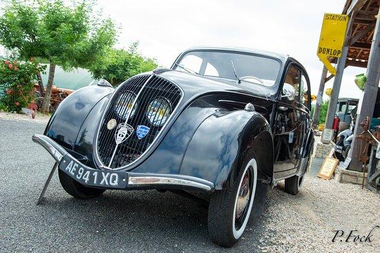 Salviac, Frankrijk: Peugeot 202