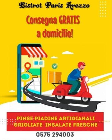 Bistrot Paris Arezzo 0575294003, ristorante in Pescaiola vicino Stazione e Ospedale,