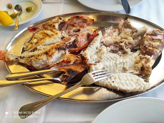Lobster and Pasta - Εικόνα του Takis To Limeni, Λιμένι - Tripadvisor