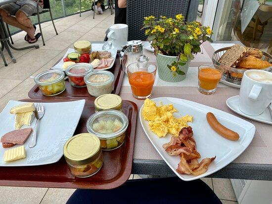 Bestes Frühstück weit und breit