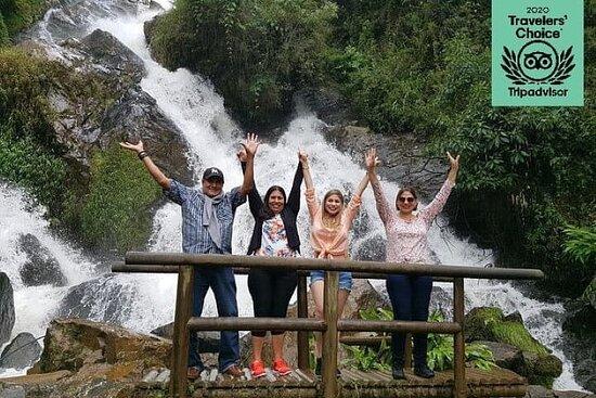 Private Full Day El Retiro-vandringstur, inkludert mat fra Medellín