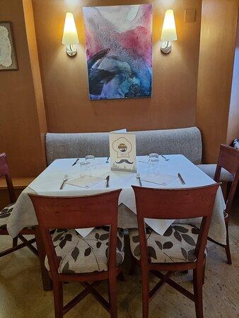 La Fortunada, Ισπανία: Restaurante con encanto
