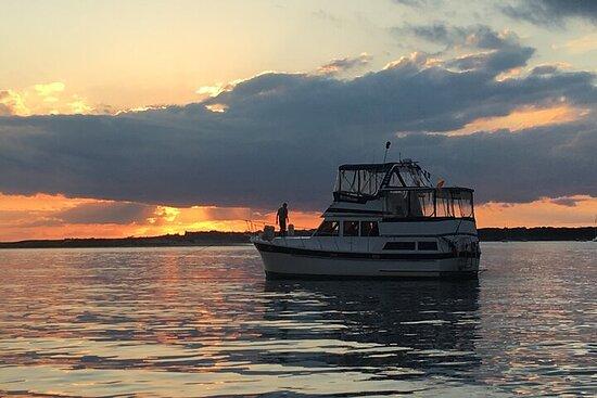 Cape Cod Sunset Private Charter