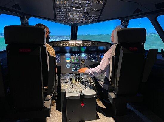 AviaSim Bruxelles