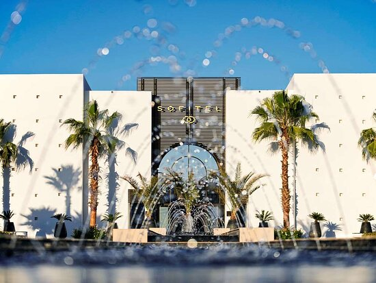 Hôtel Sofitel Agadir Thalassa Sea & Spa