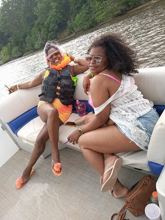 Me and my friends really enjoyed the boat ride