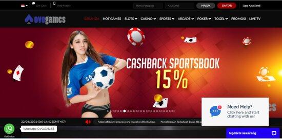 #JudiOnline #JudiBola #SlotOnline #Judi #Online #Taruhan #Gambling #Tebak #Poker #SLOT #OVOGAMES #JudiOnlineTerbaik #Taruhan #Poker #Bola #Tebak #BlackJack #Roulette https://bit.ly/3vSWGuh   https://bit.ly/3gbSYoU   https://bit.ly/3yUdzXo   https://bit.ly/34MOzUk   https://bit.ly/3ibeAVc   https://bit.ly/3wWRTZ6   https://bit.ly/3chhOme