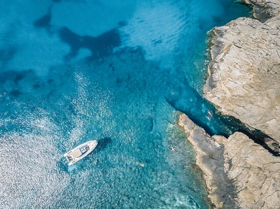 Meltemi Boat Tours, Watersports & Diving