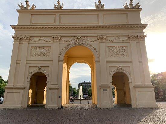 Potsdam im Sommer