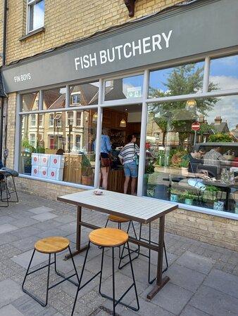 Fin Boys Fish Butchery