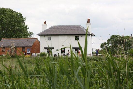 Foxton, UK: Lock keepers cottage