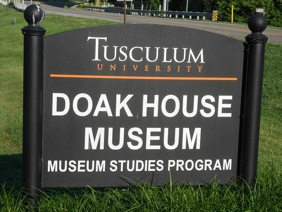 The Doak House Museum