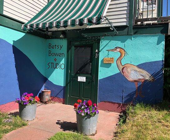 Betsy Bowen Gallery & Studio